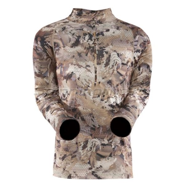 Sitka - Рубашка Core Zip-T Waterfowl р. 2XL - фотография 1