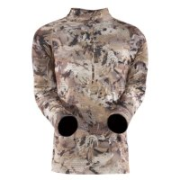Рубашка Core Zip-T Waterfowl р. 3XL