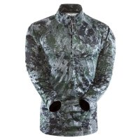 Рубашка Core Zip-T Ground Forest р. 2XL