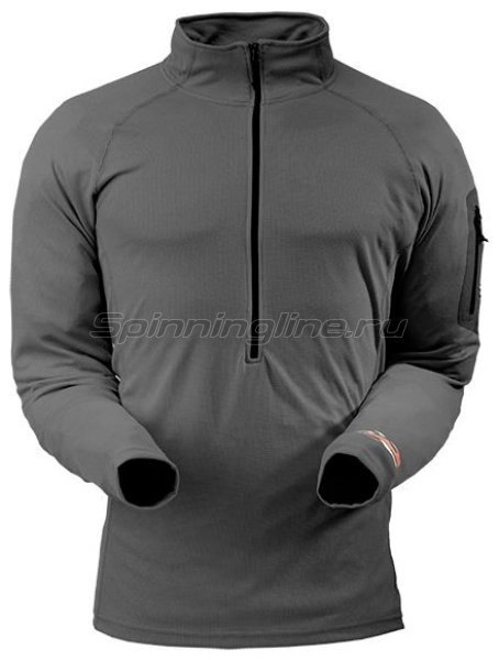 Sitka - Рубашка Core Zip-T Charcoal р. XL - фотография 1