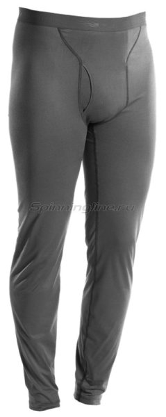 Sitka - Кальсоны Merino Core Bottom Charcoal р. S - фотография 1