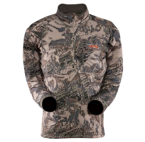Sitka - Рубашка Traverse Zip-T Open Country р. 2XL - фотография 1