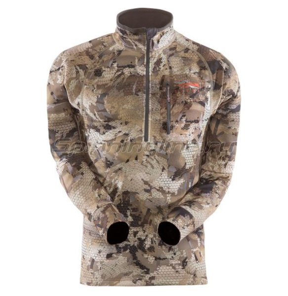 Sitka - Рубашка Traverse Zip-T Waterfowl р. S - фотография 1