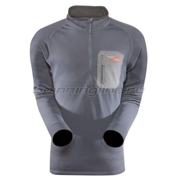Рубашка Traverse Zip-T Ash р. M -  1