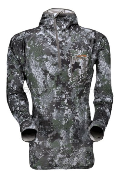 Sitka - ������� Traverse Hoody Ground Forest �. L - ���������� 1