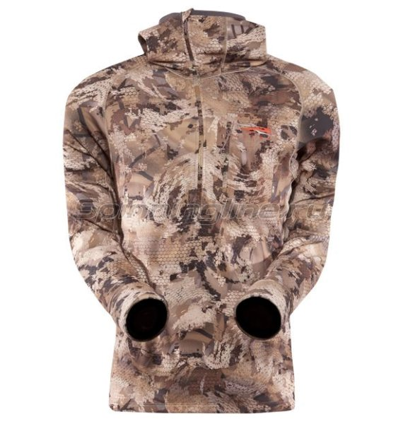 Рубашка Traverse Hoody Waterfowl р. 3XL -  1
