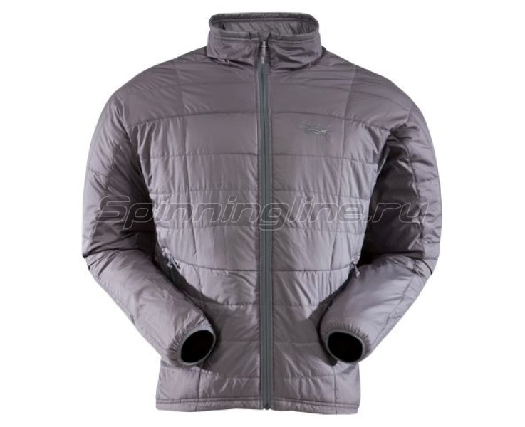 Куртка Kelvin Lite Jacket Pewter р. XL -  1