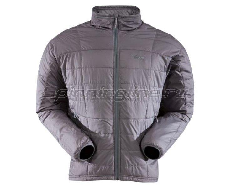 Куртка Kelvin Lite Jacket Pewter р. 2XL -  1