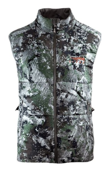 Sitka - Жилет Kelvin Vest Ground Forest р. 2XL - фотография 1