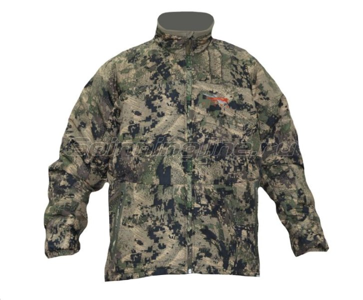 Куртка Kelvin Jacket Ground Forest р. 2XL -  1