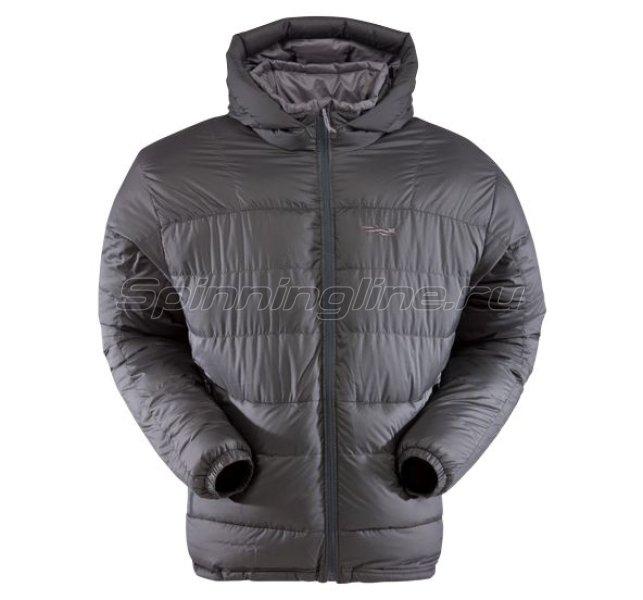 Куртка Kelvin Down Hoody Lead р. 2XL -  1