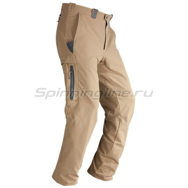 Sitka - Штаны Ascent Pant Clay W30 L31 - фотография 1