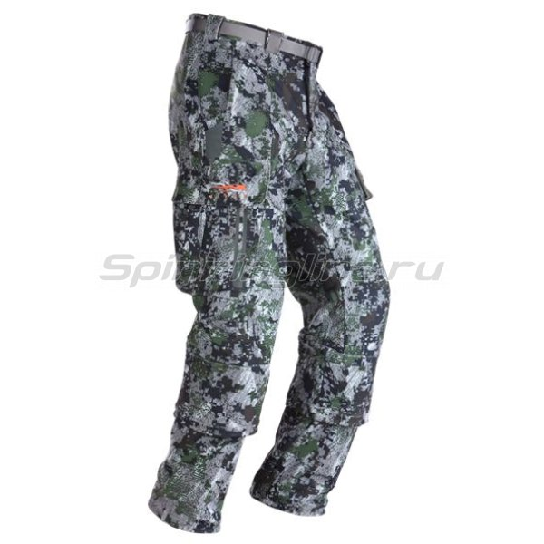 Sitka - Штаны ESW Pant Ground Forest W44 L32 - фотография 1