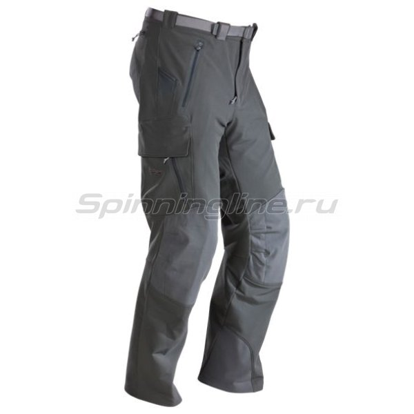 Sitka - Штаны Timberline Pant Lead W38 L34 - фотография 1