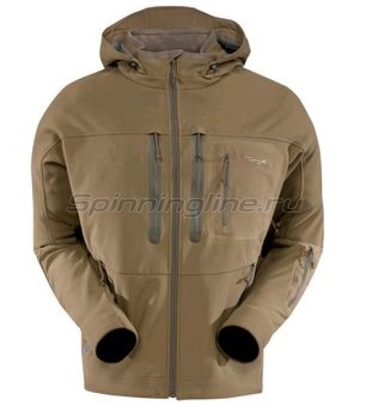 Sitka - Куртка Jetstream Jacket Moss р. 2XL - фотография 1