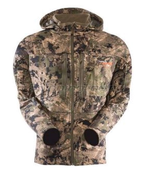 Куртка Jetstream Jacket Ground Forest р. XL -  1