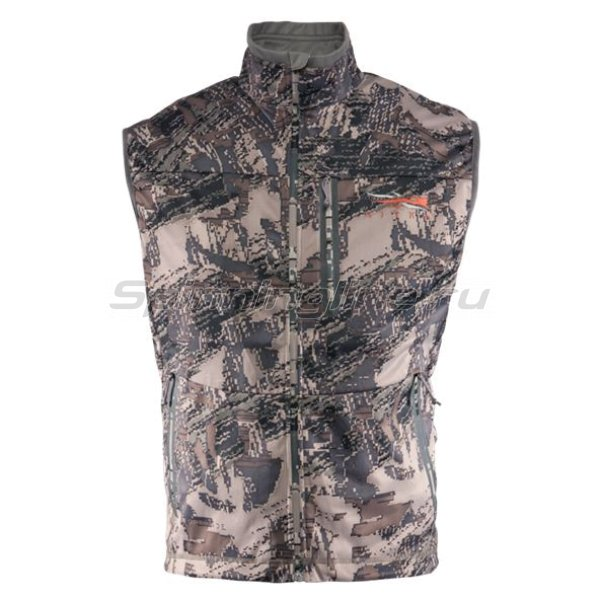 Sitka - Жилет Jetstream Lite Vest Open Country р. L - фотография 1