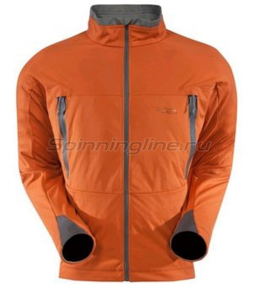 Sitka - Куртка Jetstream Lite Jacket Burnt Orange р. 2XL - фотография 1