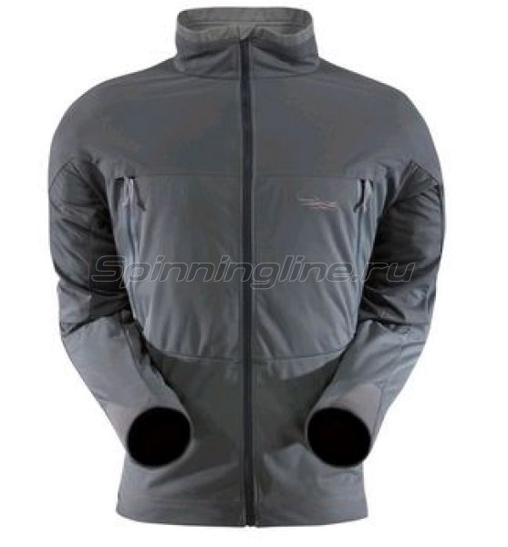 Sitka - Куртка Jetstream Lite Jacket Lead р. 2XL - фотография 1