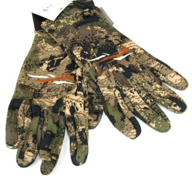 Sitka - Перчатки Traverse Glove Ground Forest р. XL - фотография 1