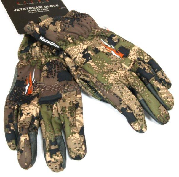 Перчатки Jetstream Glove Ground Forest р. L -  1