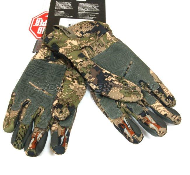 Перчатки Jetstream Glove Ground Forest р. L -  2
