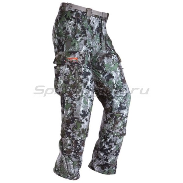 Sitka - Штаны Stratus Pant new Ground Forest Tall р. XL - фотография 1