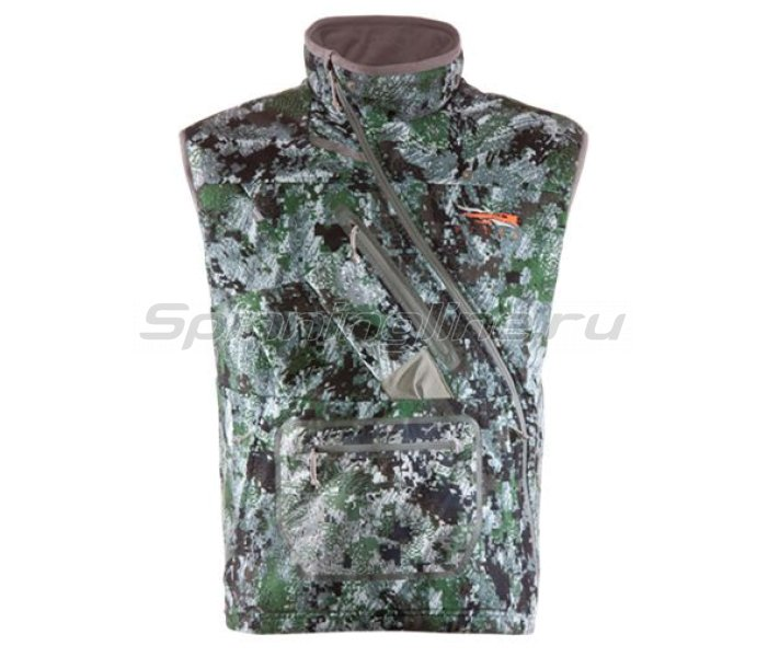Sitka - Жилет Fanatic Vest Ground Forest р. 3XL - фотография 1