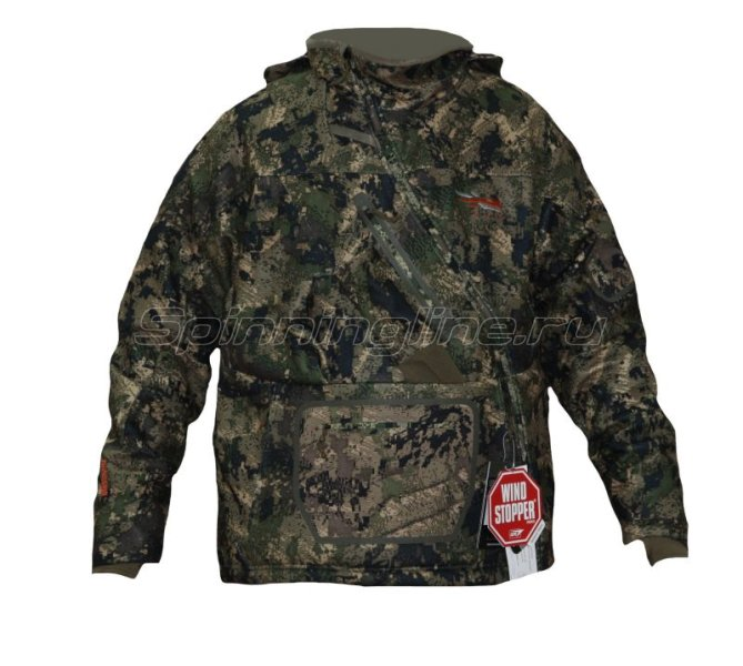 Куртка Fanatic Jacket Ground Forest р. XL -  1
