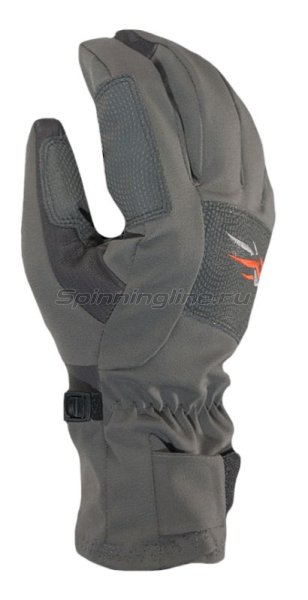 Sitka - Перчатки Mountain Glove Charcoal р. M - фотография 1