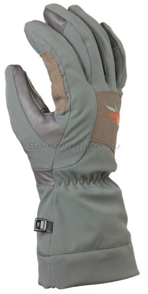 Sitka - Перчатки Gore-Tex Mountain Glove Charcoal р. M - фотография 1