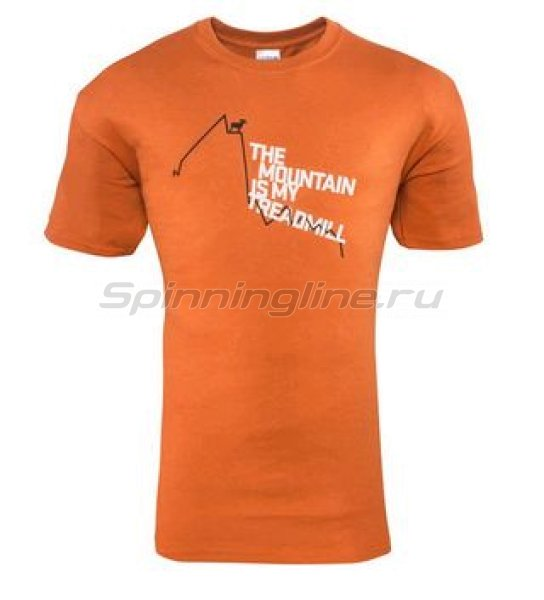 Sitka - Футболка Treadmill Shirt SS Burnt Orange р. M - фотография 1