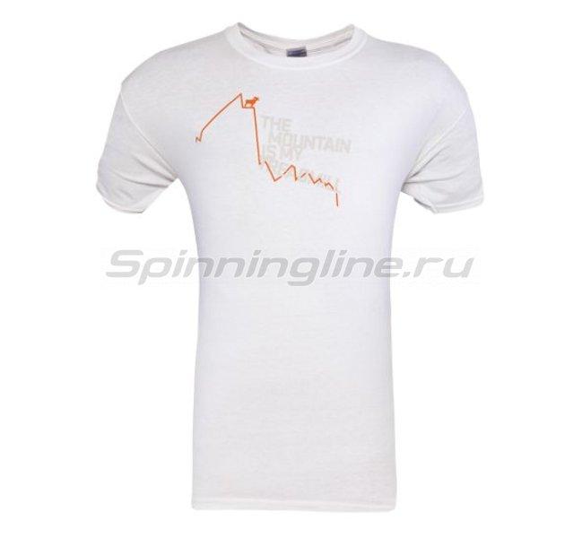 Sitka - Футболка Treadmill Shirt SS White р. L - фотография 1