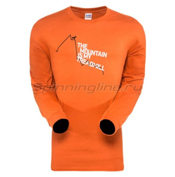 Sitka - Футболка Treadmill Shirt LS Burnt Orange р. L - фотография 1