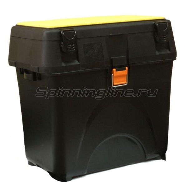 Ящик рыболовный A-Elita Comfort базовый черный - фотография 1