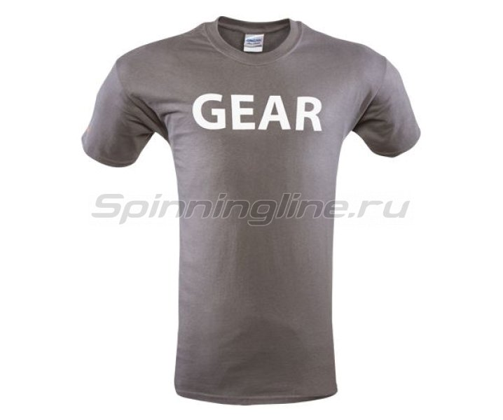 Футболка Gear Shirt SS Ash р. XXL -  1