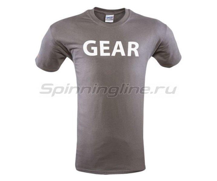 Футболка Gear Shirt SS Ash р. 3XL -  1