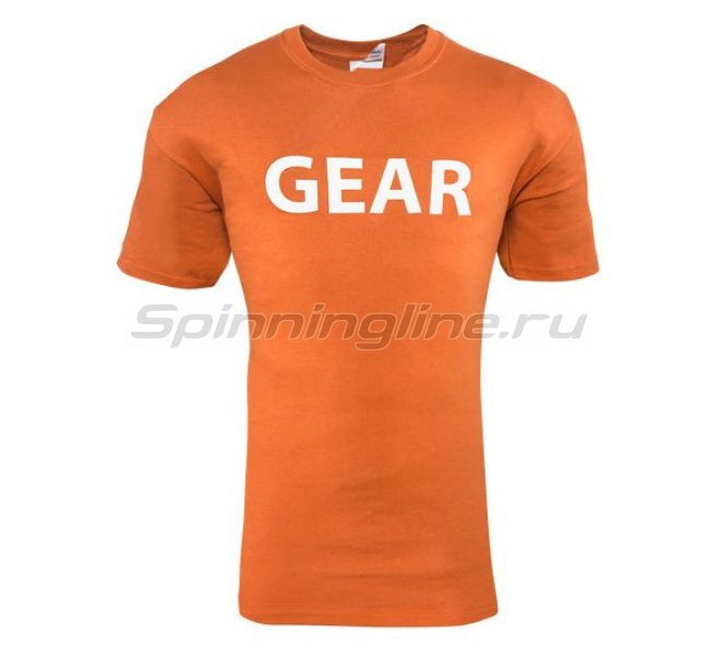 Sitka - Футболка Gear Shirt SS Burnt Orange р. L - фотография 1