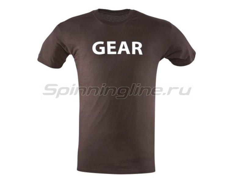 Футболка Gear Shirt SS Mocha р. 3XL -  1