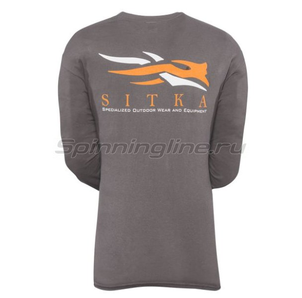 Sitka - Футболка Gear Shirt LS Ash р. L - фотография 2