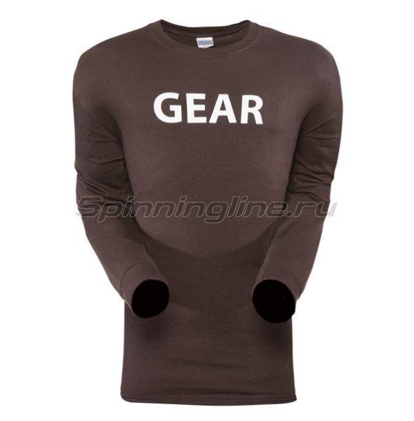 Sitka - Футболка Gear Shirt LS Mocha р. M - фотография 1