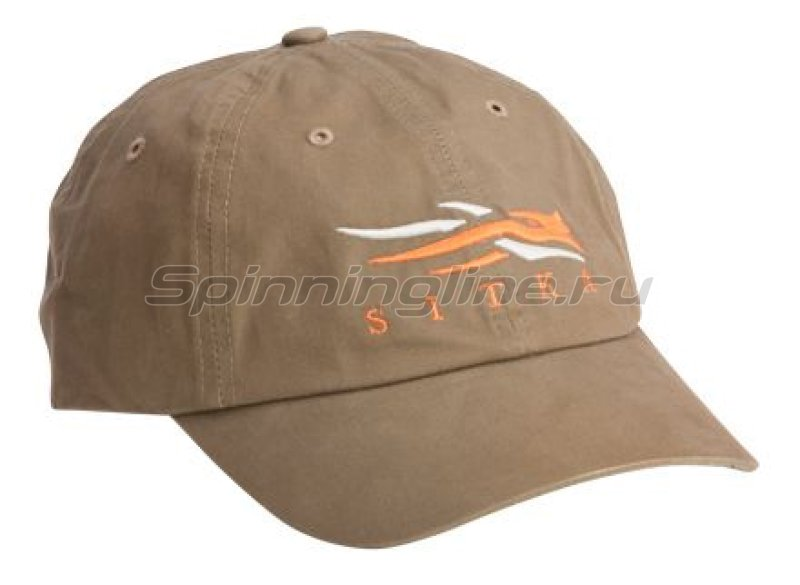 Кепка Sitka Cotton Cap Mud - фотография 1