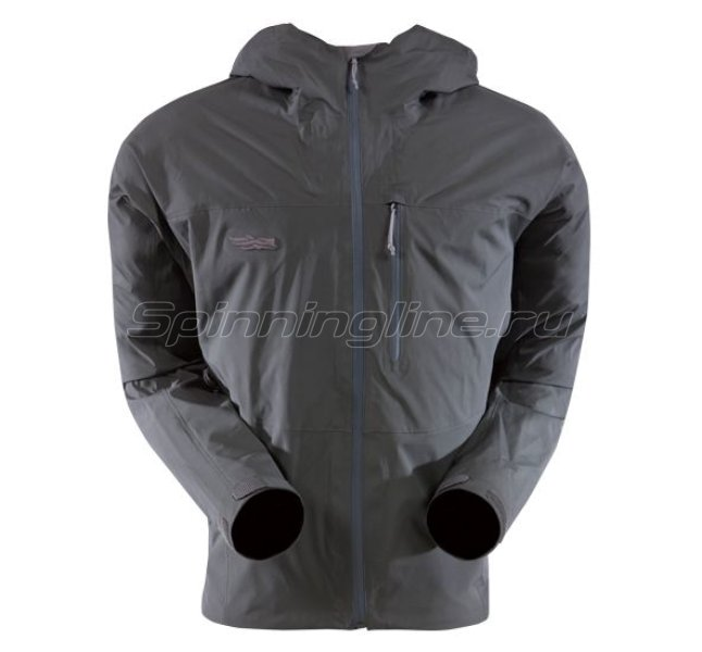 Sitka - Куртка Dew Point Jacket Lead р. 2XL - фотография 1