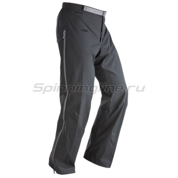Sitka - Штаны Dew Point Pant Black- Tall р. M - фотография 1