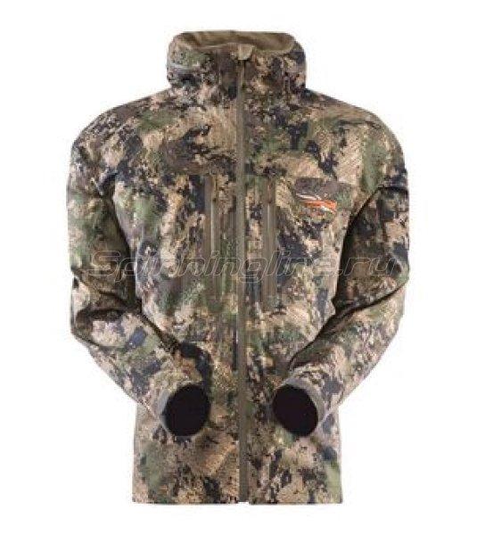 Куртка Cloudburst Jacket Ground Forest р. 3XL -  1