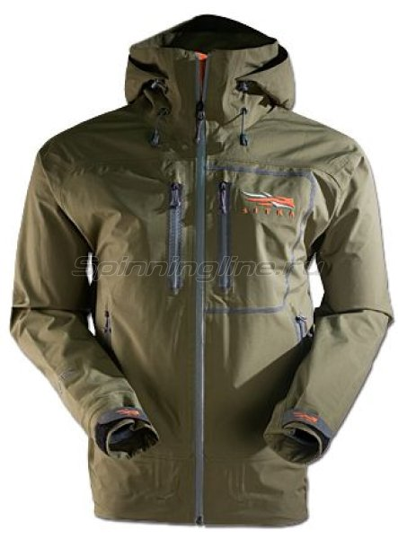 Sitka - ������ Stormfront Jacket Moss �. M - ���������� 1