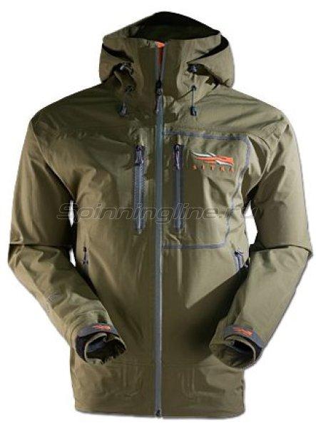 Sitka - Куртка Stormfront Jacket Moss р. 2XL - фотография 1