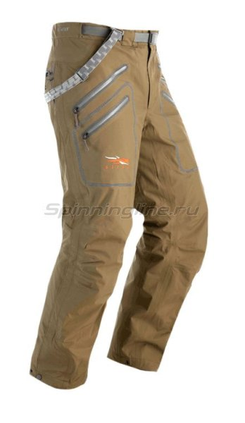 Sitka - Штаны Stormfront Pant Moss- Tall р. M - фотография 1