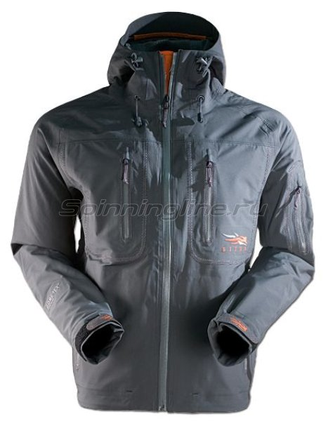 Sitka - Куртка Coldfront Jacket New Dirt р. 2XL - фотография 1