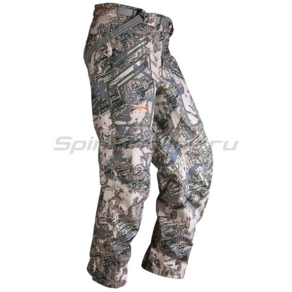 Sitka - Штаны Coldfront Bib Pant New Open Country- Tall р. L - фотография 1